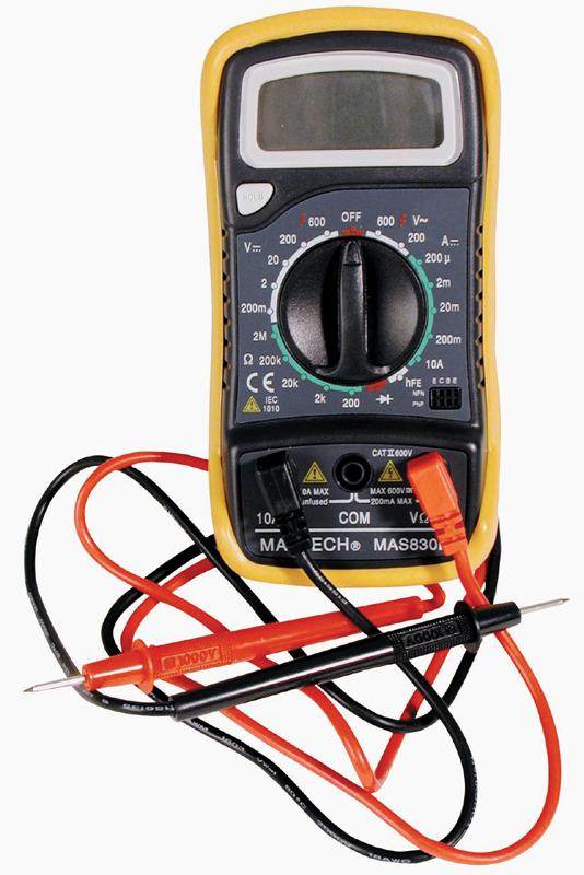 Elektrisk utstyr og lyspærer for 12 V