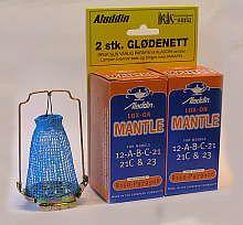 Glødenett til Aladdin-lampe - 2-pk