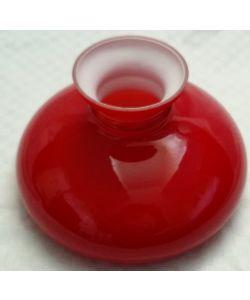 Kuppel Vesta 235 mm, dyp rød