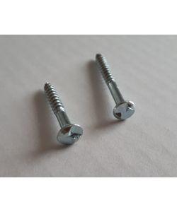 Enveisskruer 30 mm (20 stk)