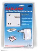 Gassalarm for 12 V og 220 V