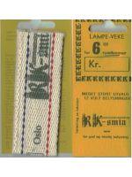 Veke 6''' for rundbrenner (4-pk) (frakt inkl.)