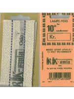 Veke 10''' for rundbrenner (4-pk) (frakt inkl.)