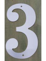 Husnummer 3, rustfritt