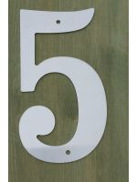 Husnummer 5, rustfritt